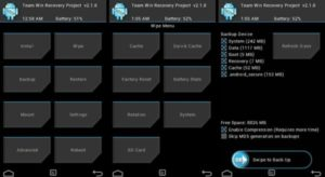 Twrp Recovery 3.0.x