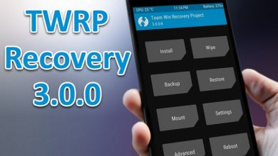 Twrp Recovery 3.0