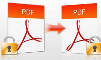 modificare pdf protetto