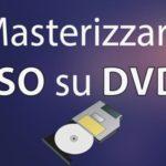 Come masterizzare ISO