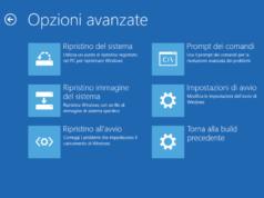 modalità provvisoria windows 10 F8
