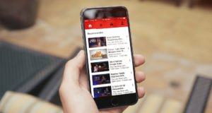 video YouTube in Background su iPhone