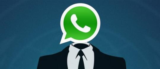 come mandare messaggi anonimi con whatsapp